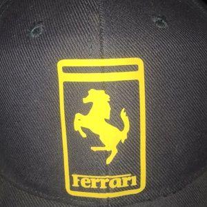 Accessories - Ferrari blue/ gold hat